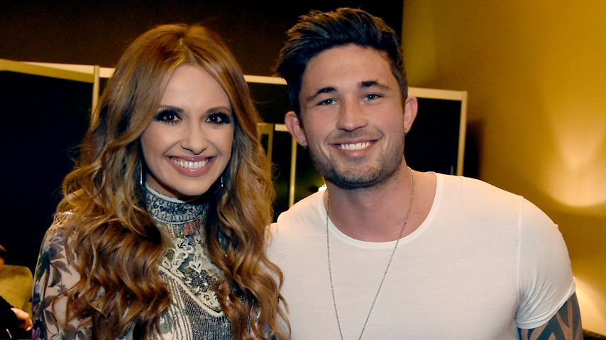 Carly Pearce und Michael Ray, Country-Musiker