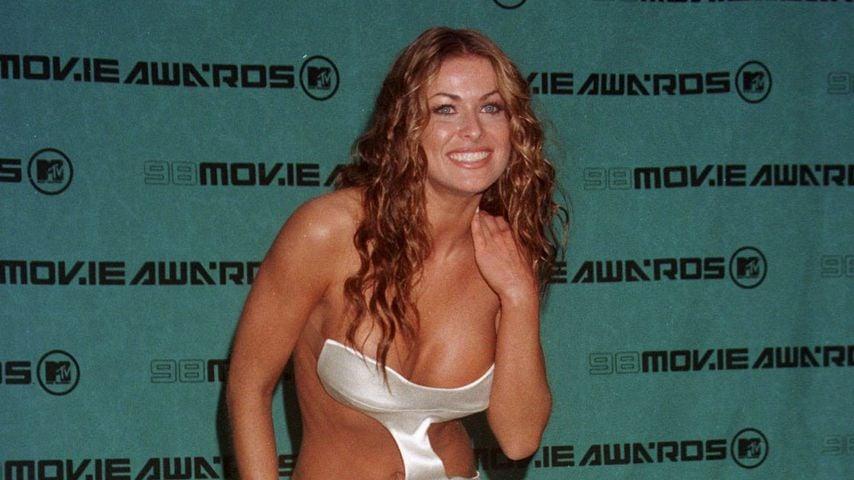 Sexbombe Carmen Electra: So nackig startete ihre Karriere