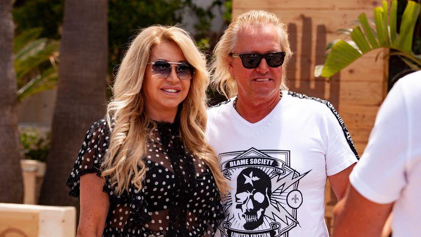 Carmen und Robert Geiss auf Mallorca, 2019