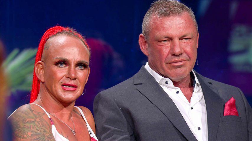 Caro und Andreas Robens bei der Sommerhaus-Reunion