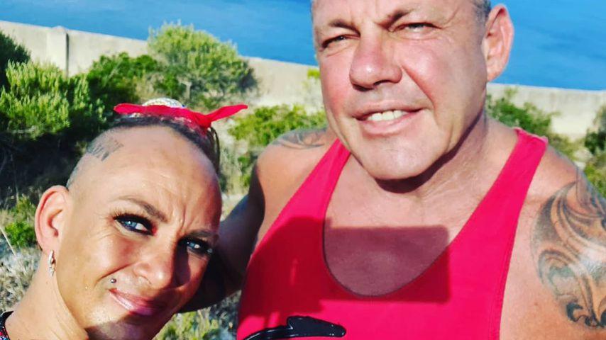 Caro und Andreas Robens im Juli 2020 auf Mallorca