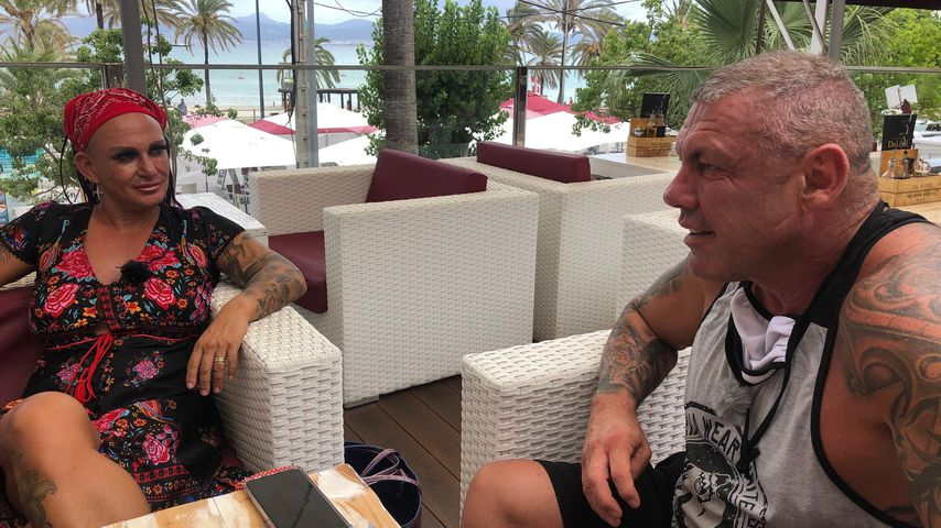 "Caro und Andreas Robens bei ""Caro & Andreas – 4 Fäuste für Mallorca"""