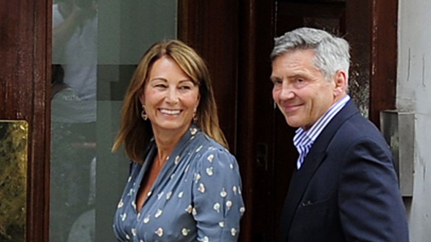 Herzogin Kates Eltern ziehen auch in den Palast