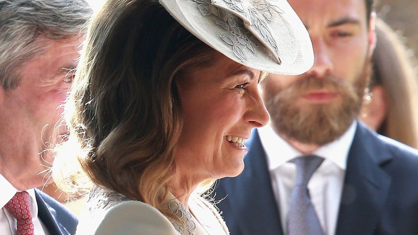 Carole Middleton, Mutter von Herzogin kate