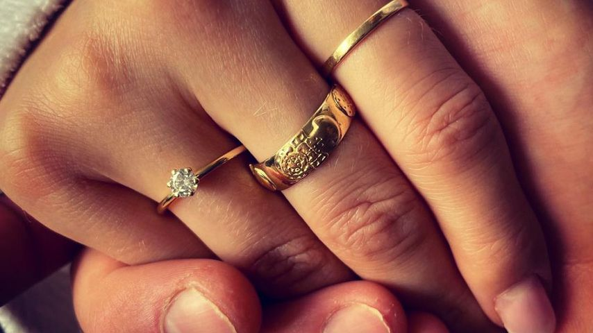 Carolina Noedings Verlobungsring