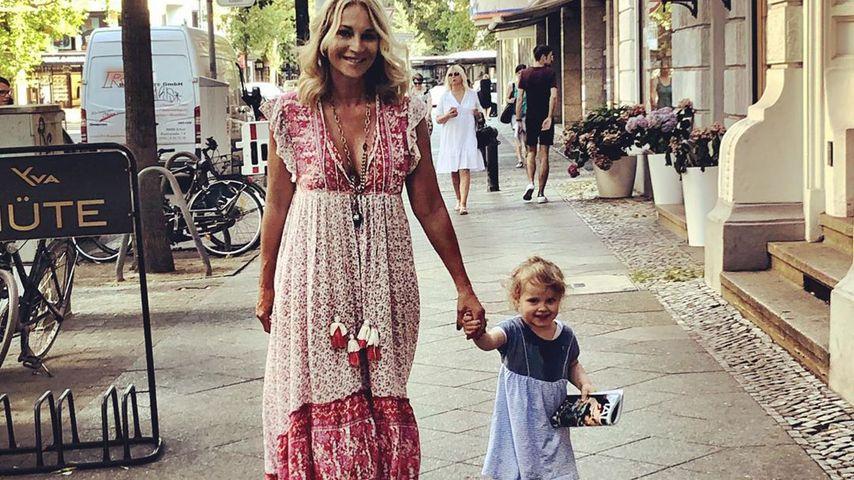 So feiert Caroline Beil zweiten Geburtstag von Tochter Ava!