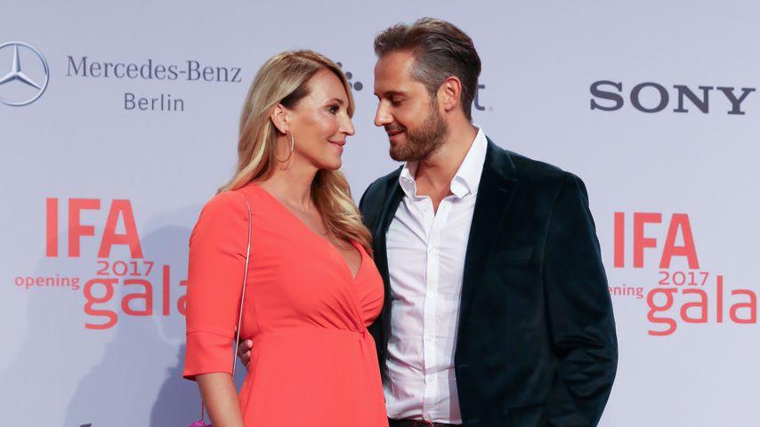 Klammheimlich: Caroline Beil hat zum dritten Mal geheiratet!