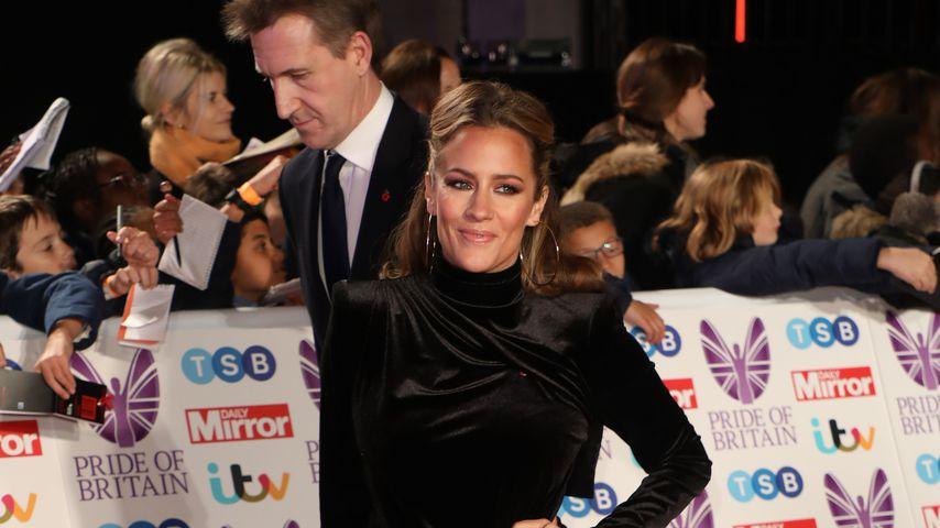 Caroline Flack bei einer Preisverleihung in London