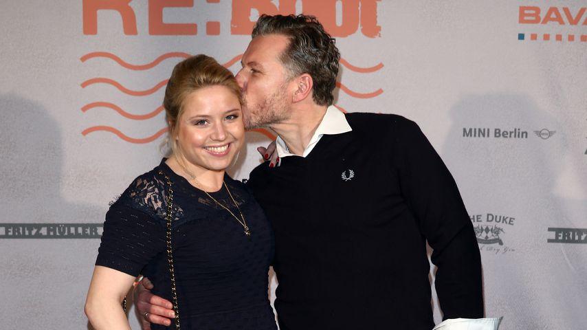 Caroline Frier und Dirk Borchardt in Berlin im Februar 2016