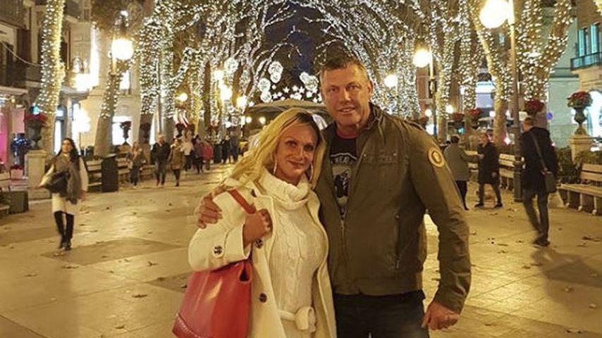 Caroline und Andreas Robens im Dezember 2018