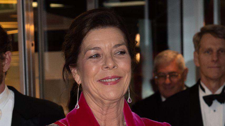 Caroline von Hannover am Nationalfeiertag Monacos, 2019