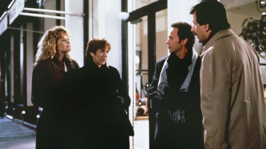 """Carrie Fisher in """"Harry und Sally"""""""
