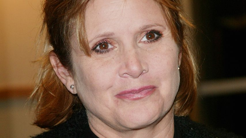 Carrie Fisher im Januar 2003