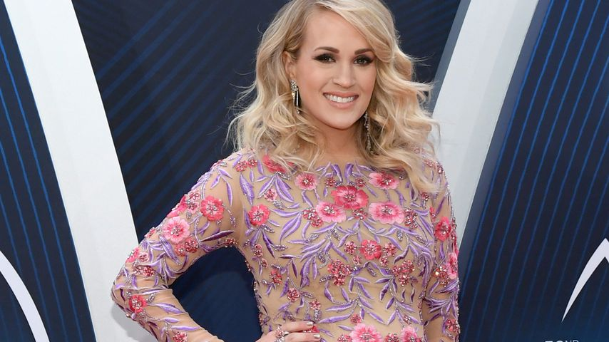 Carrie Underwood bei den CMA Awards 2018