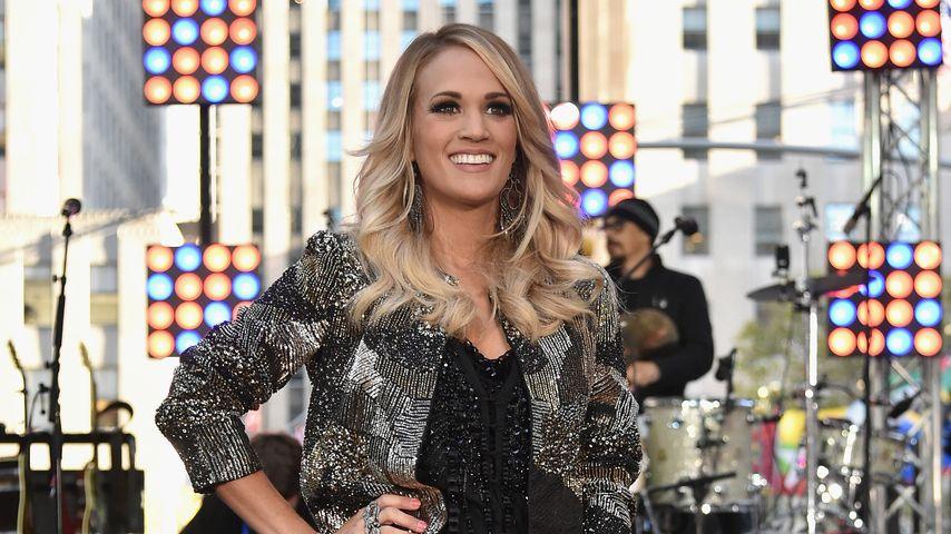 "Carrie Underwood: ""Shades of Grey"" beeinflusste Babynamen"
