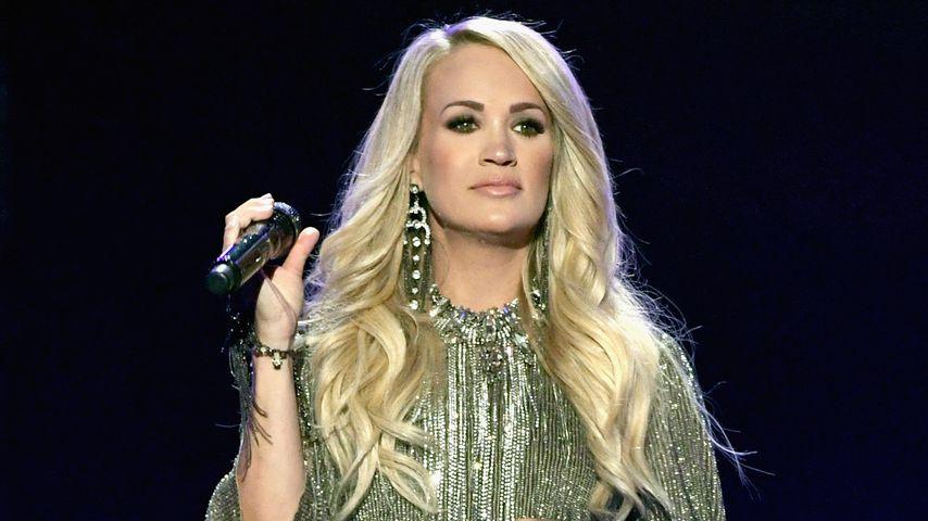 Deshalb spricht Carrie Underwood jetzt über die Fehlgeburten