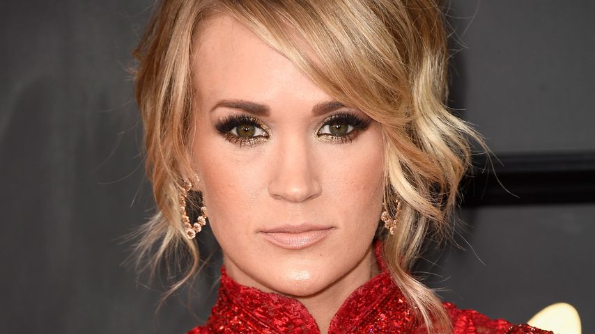Wegen ihrer Gesichts-Narbe: Carrie Underwood hat Albträume!
