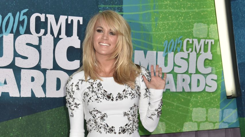 CMT Music Awards: Carrie Underwood räumte kräftig ab!