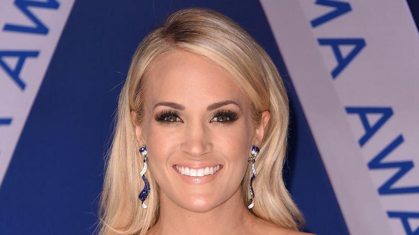 Happy! Carrie Underwood zeigt ihre Mini-Babykugel