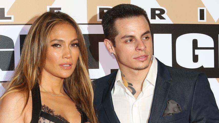 Jennifer Lopez kürzt Toyboy Casper das Taschengeld