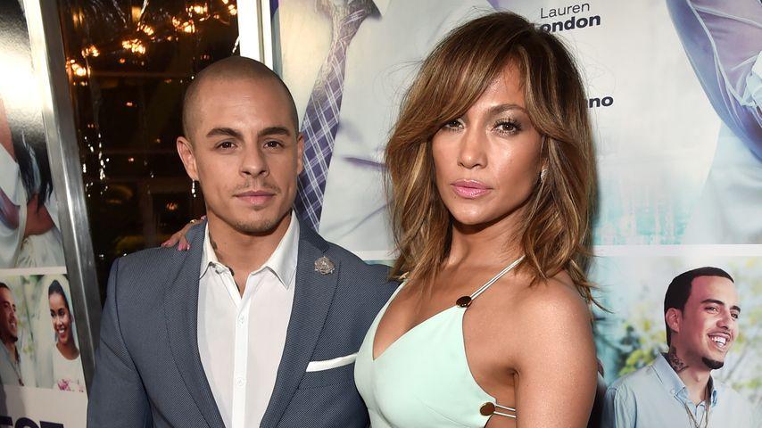 Sexy Jennifer Lopez: Ohne Höschen, dafür mit Casper