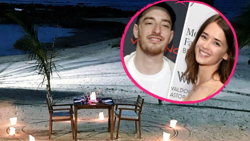 Romantisch: Feiern Casper & Lisa SO ihren 1. Hochzeitstag?
