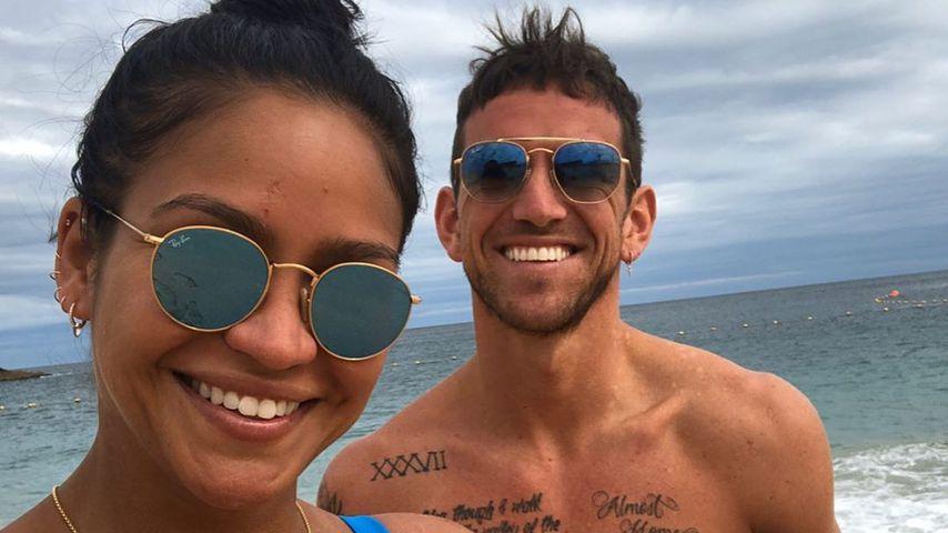 Cassie und ihr Ehemann Alex Fine