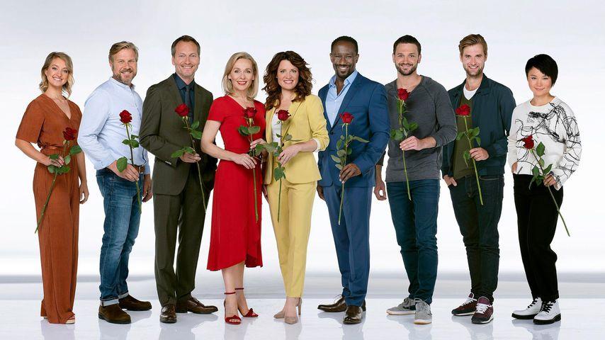 """Cast von der 18. Staffel """"Rote Rosen"""""""