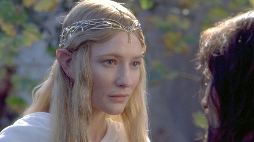 Cate Blanchett als Galadriel