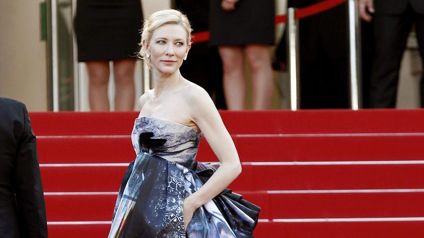 Nur ein Missverständnis! Cate Blanchett liebt keine Frauen