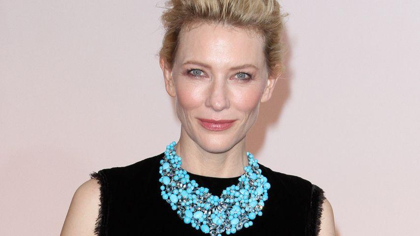 Interview-Ausraster: Cate Blanchett verliert die Fassung