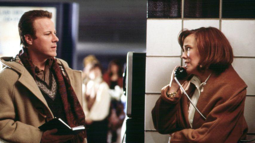 """John Heard und Catherine O'Hara in """"Kevin – Allein zu Haus"""""""