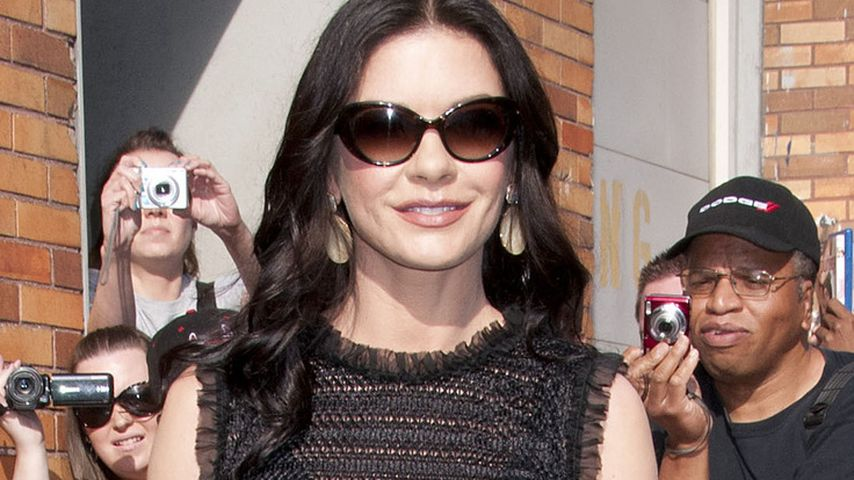 Catherine Zeta-Jones erneut in Klinik eingewiesen