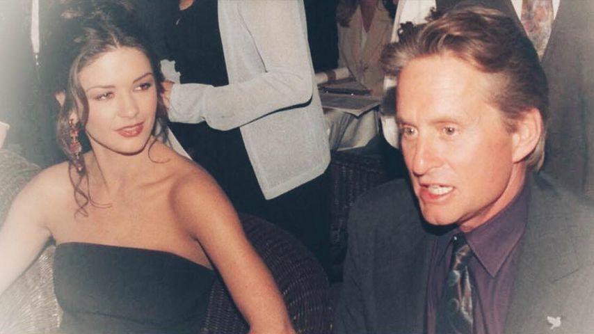 Catherine Zeta-Jones: Süßes Pic vom ersten Date mit Michael