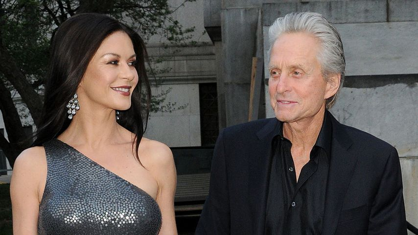 Trennungs-Chaos bei Michael Douglas & Catherine