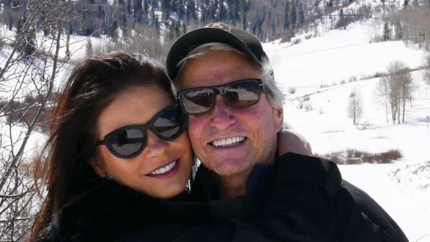 16 Jahre Ehe: Hier verlobten sich Zeta-Jones & Douglas