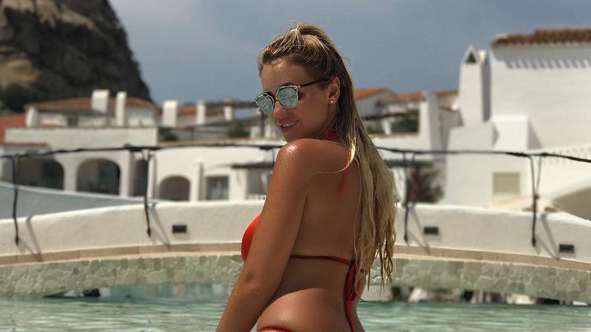 Cathy Lugner in Italien