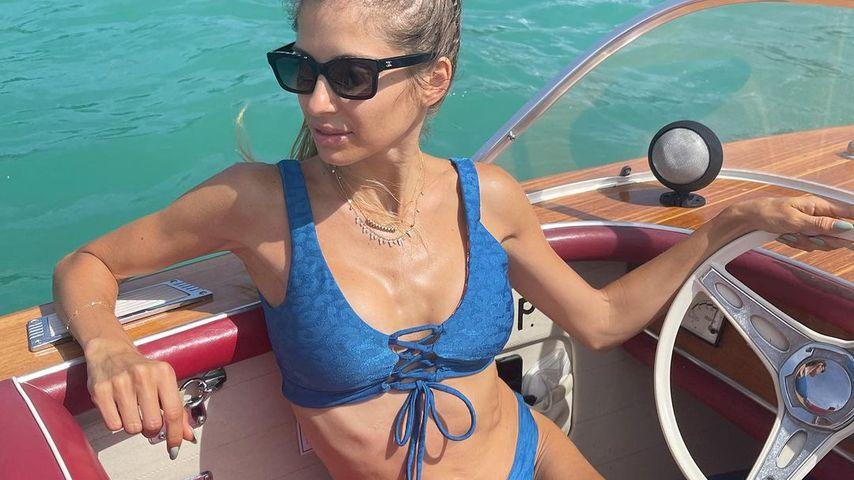 Cathy Hummels im Juni 2021