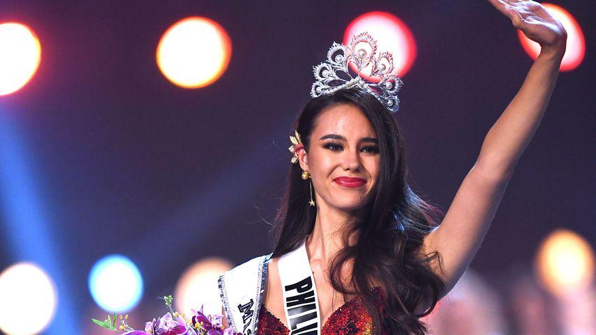 Von den Philippinen: Catriona Gray zur Miss Universe gekürt!