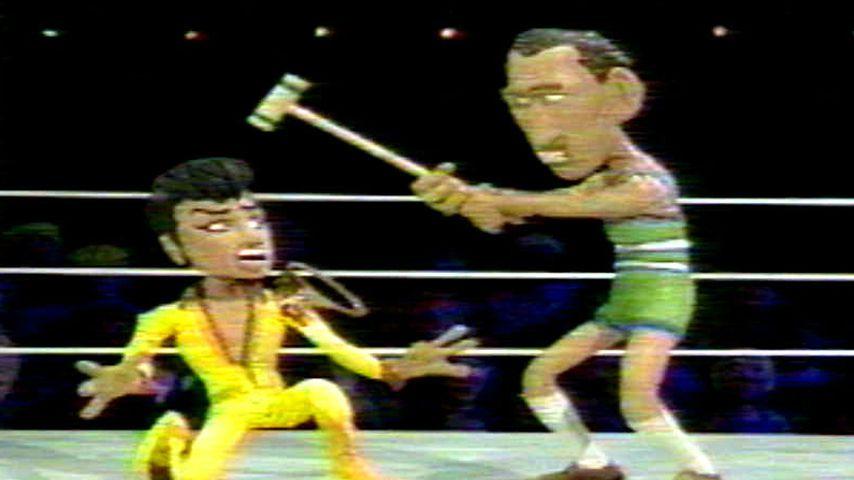 """""""Celebrity Deathmatch"""" mit Prince und Prinz Charles"""