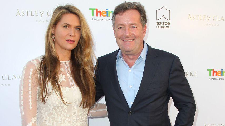 Celia Walden und Piers Morgan