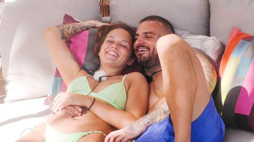 """So war Sex-Comeback von """"Ex on the Beach""""-Celina und Diogo"""