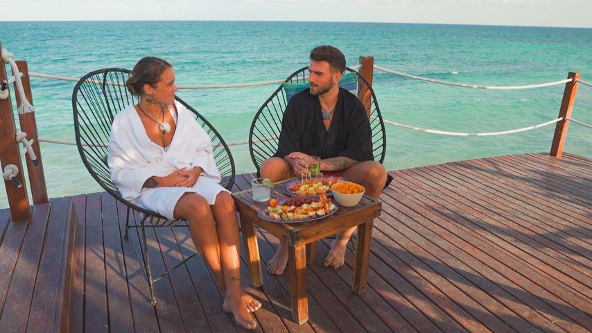 """Celina und Maurice bei """"Ex on the Beach"""""""