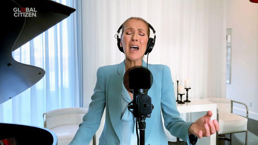 """Celine Dion beim """"One World: Together At Home""""-Benefiz-Konzert"""