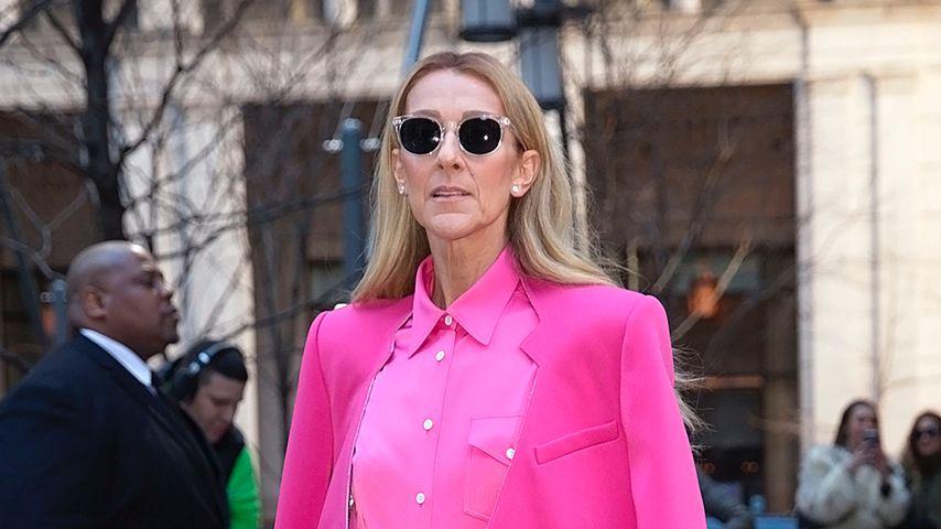 Celine Dion, März 2020
