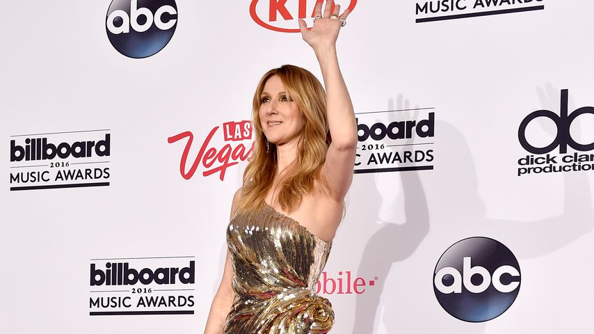 Celine Dion bei den Billboard Awards 2016