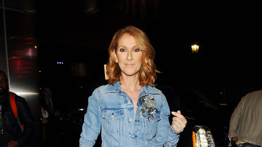 Céline Dion in Los Angeles