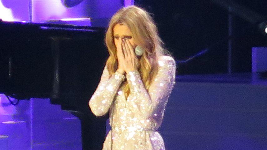 So erklärte Celine Dion ihren Kids den Tod ihres Vaters