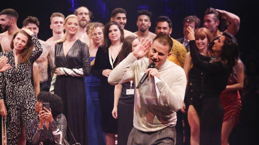 Channing Tatum, Januar 2020, Berlin