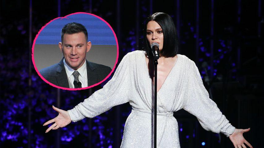 Bestätigt Jessie J hiermit die Beziehung zu Channing Tatum?